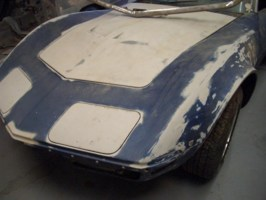 kruzinlowkustomss 1972 Chevy Corvette photo thumbnail