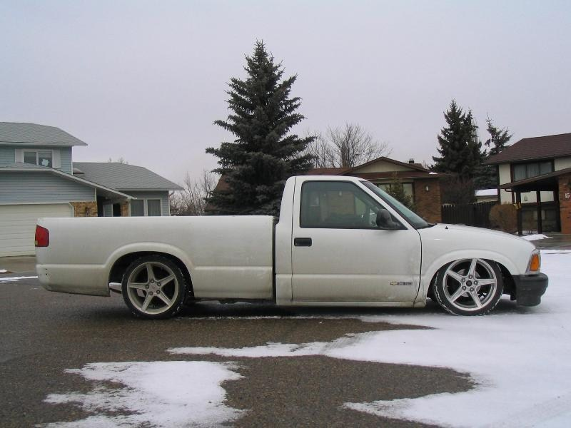 H8R-MKRs 1996 Chevy S-10 photo