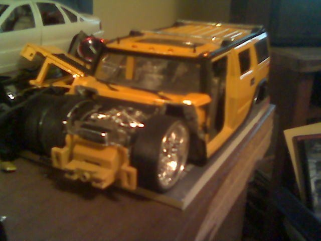 """Dachevyriders 2005 Scale-Models """"Toys"""" photo"""