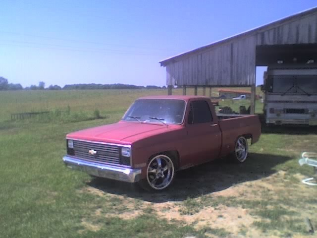 NLCustomss 1982 Chevy C-10 photo