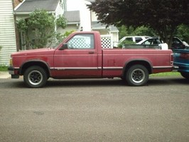 Mesabas 1991 Chevy S-10 photo thumbnail