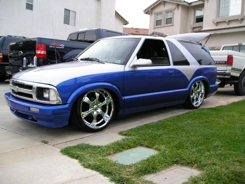 anthony84s 1996 Chevy S-10 Blazer photo