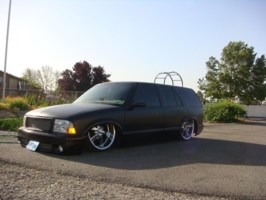 gtpunk18s 1996 Chevrolet Blazer photo thumbnail