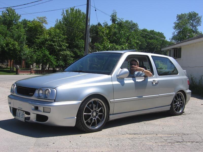 styless 1998 Volkswagen GTI photo