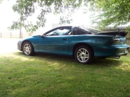 sofnlos 1994 Chevy Camaro Z28 photo thumbnail