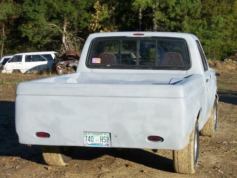 trucklovers 1996 Ford  F150 photo