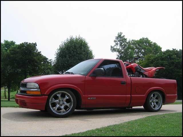 grphxs 1999 Chevy S-10 photo