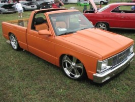 gonetoplesss 1991 Chevy S-10 photo thumbnail