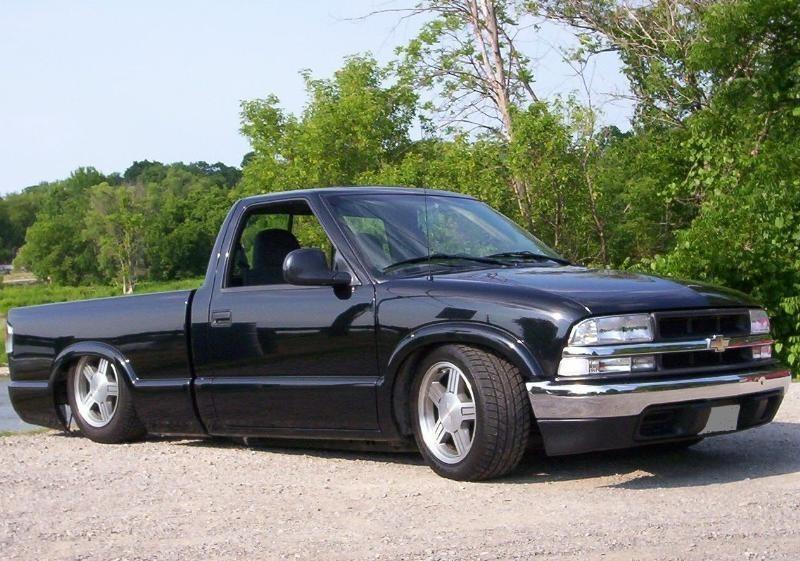 Cesures 1998 Chevy S-10 photo