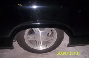 Cesures 1998 Chevy S-10 photo thumbnail