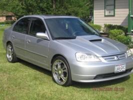 bagging18ss 2001 Honda Civic photo thumbnail