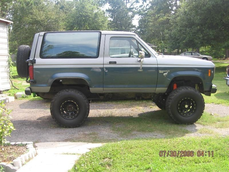 bagging18ss 1986 Ford Bronco 2 photo