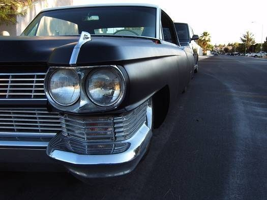 JFcustomss 1964 Cadillac Coupe De Ville photo
