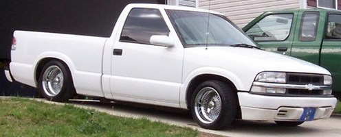 guiness1s 1998 Chevy S-10 photo thumbnail