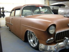 Biggz70s 1955 Chevy Belair photo thumbnail