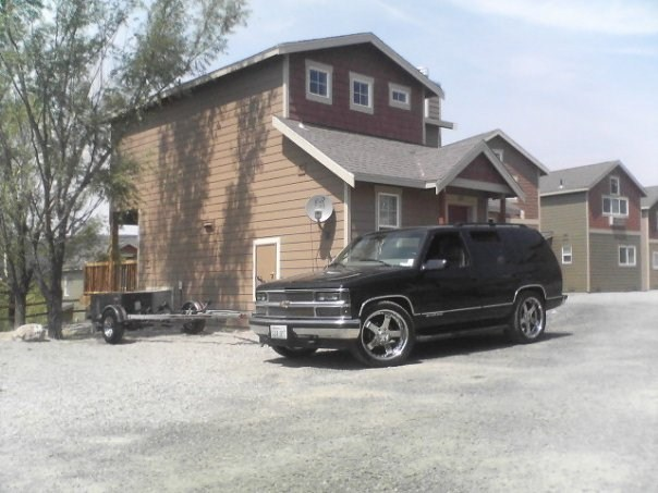 Scrapn1085s 1999 Chevrolet Tahoe photo