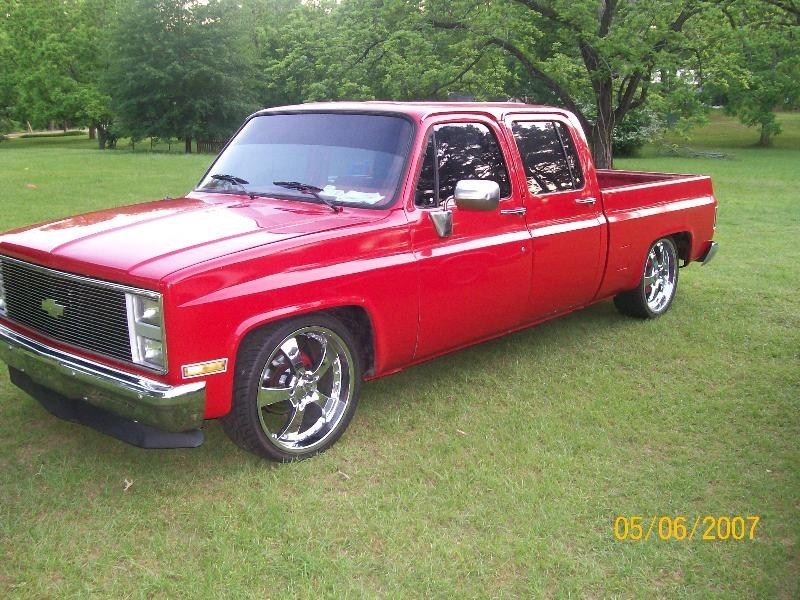 dunkybutts 1988 Chevy Crew Cab photo