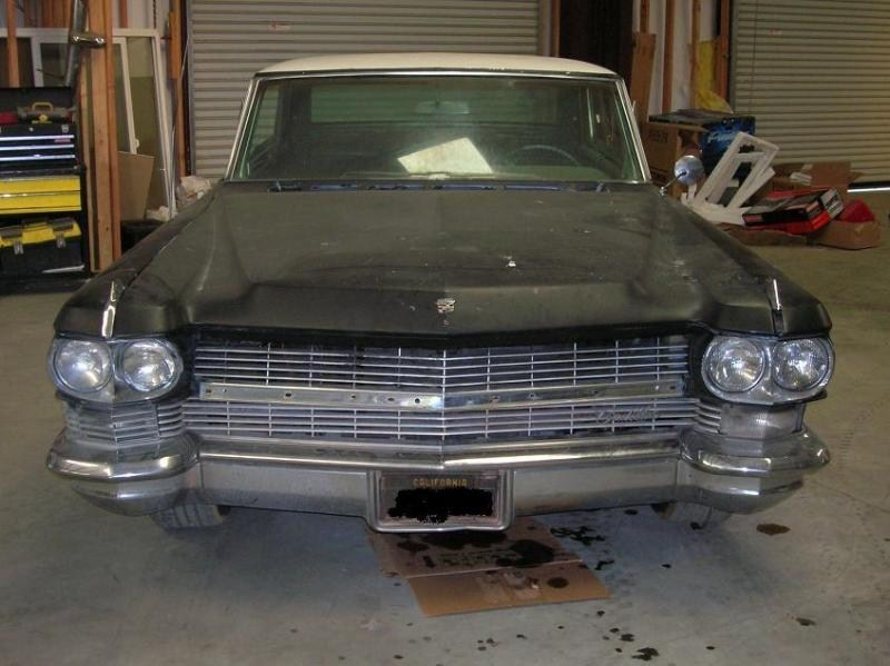 laid53s 1964 Cadillac Coupe De Ville photo