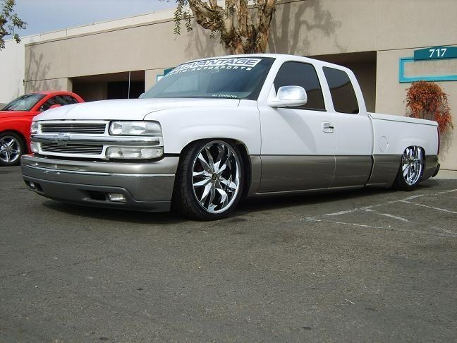 dvdsilverados 2000 Chevrolet Silverado photo