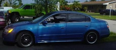 obexs 2003 Nissan Altima photo thumbnail