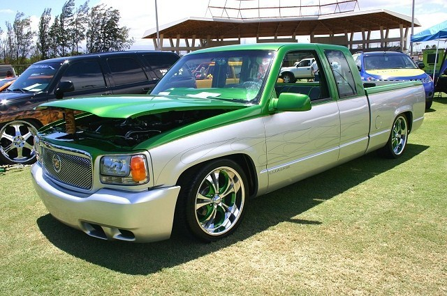 JS2TZUs 1998 Chevrolet Silverado photo