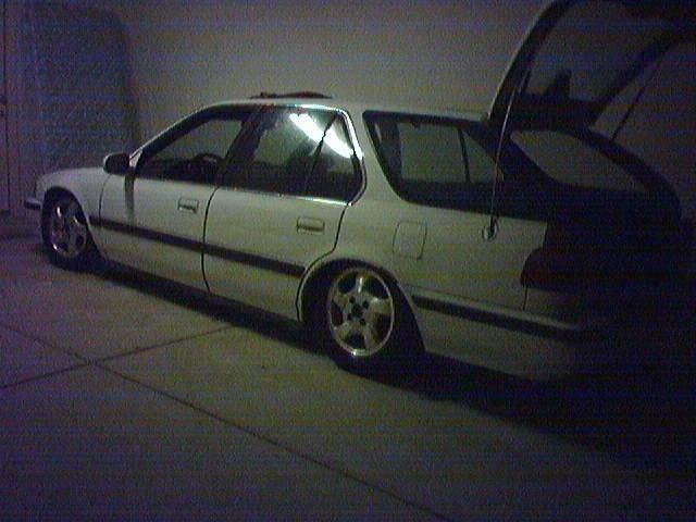 purpl7dueces 1991 Honda Accord Wagon photo