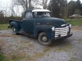 carterkustoms 1953 Chevy Full Size P/U photo thumbnail