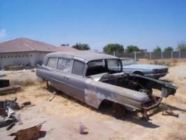 MsCoupeDevilles 1963 Cadillac Hearse photo thumbnail
