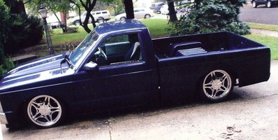 built to drags 1993 Chevy S-10 photo thumbnail