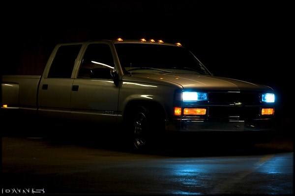 thechads 1998 Chevy Crew Cab Dually photo