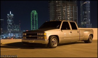 thechads 1998 Chevy Crew Cab Dually photo thumbnail