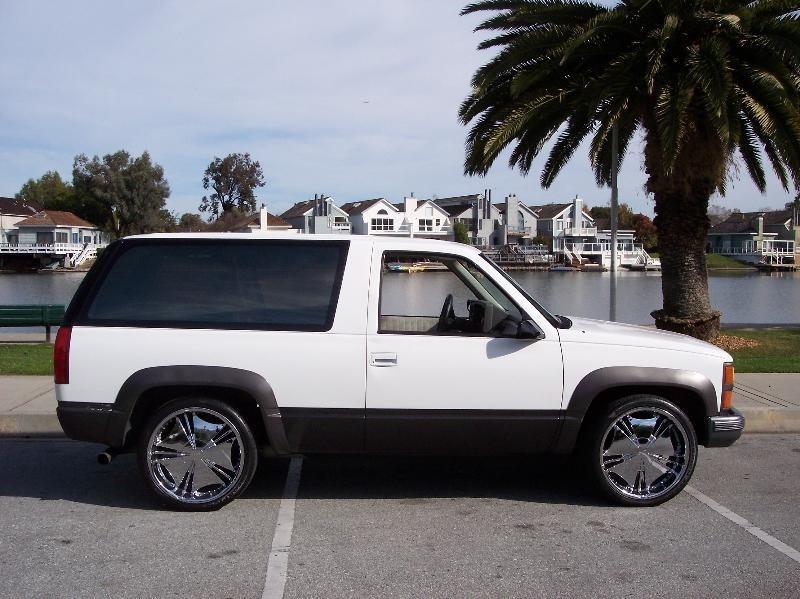 92 BLAZEs 1992 Chevrolet Blazer photo
