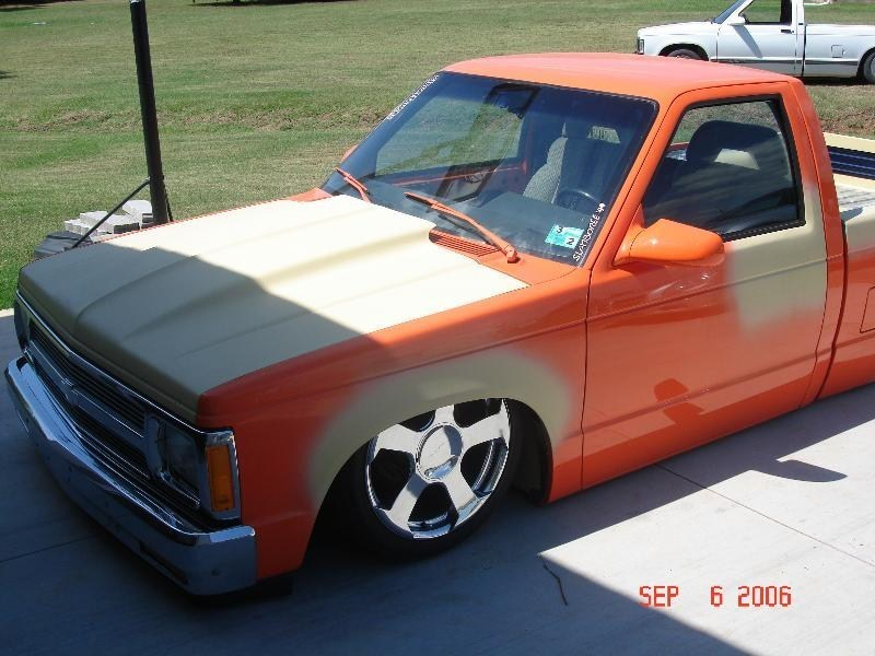 flamedgmcs 1992 Chevy S-10 photo