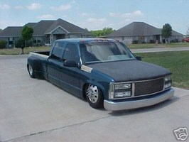 m016324s 1993 GMC 3500 Pickup photo thumbnail