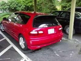 MazdawgJs 1992 Honda Civic Hatchback photo thumbnail