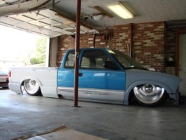 DRAGQUEENs 1995 Chevy S-10 photo thumbnail