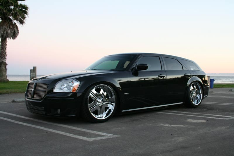 custommagnumss 2006 Dodge Magnum photo