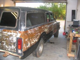 hue jasss 1968 Chevrolet Suburban photo thumbnail