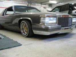 Psycopaths 1980 Cadillac Coupe De Ville photo thumbnail