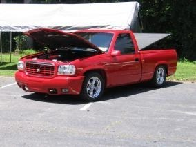 caddytrucks 1991 Chevy Full Size P/U photo