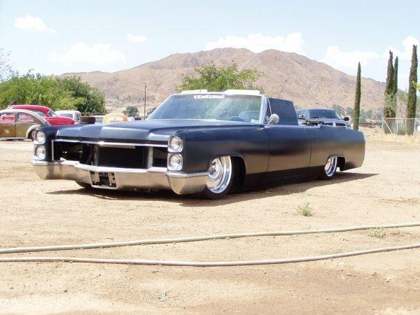 BioMaxs 1966 Cadillac De Ville photo