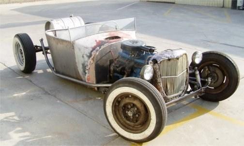 BioMaxs 1923 Ford Model T photo