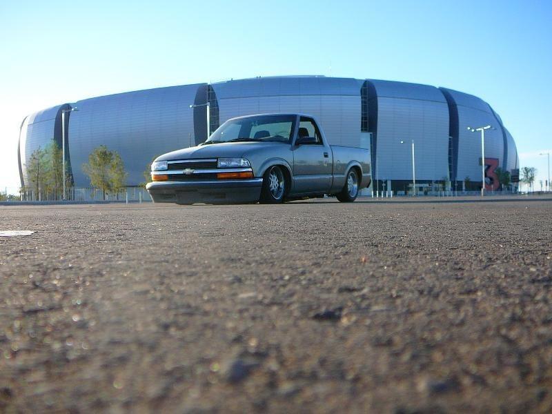 BEACHYKZs 1998 Chevy S-10 photo