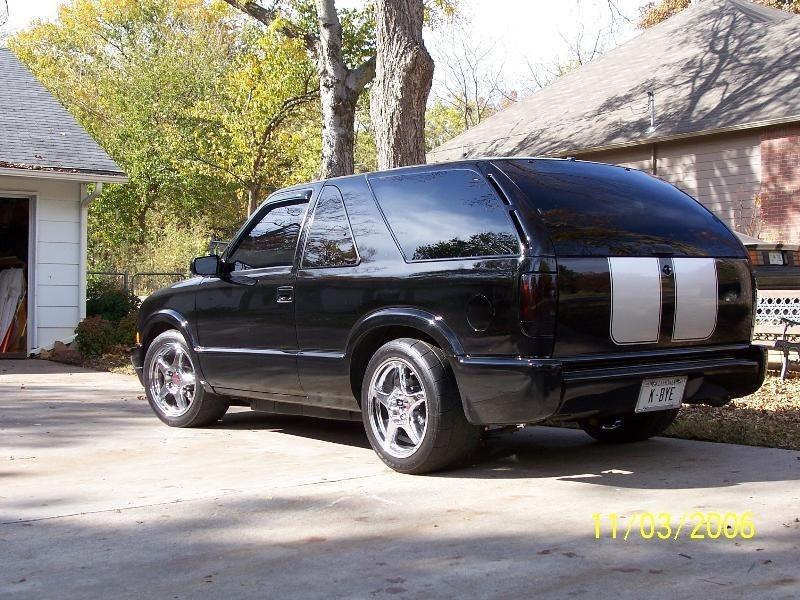 BluBlazins 1996 Chevy S-10 Blazer photo