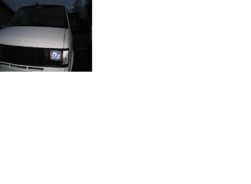 draginastros 1993 Chevy Astro Van photo