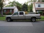 wolfies 2000 GMC 3500 Pickup photo