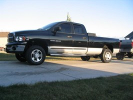 badcomas 2003 Dodge Ram 3/4 Ton P/U photo thumbnail