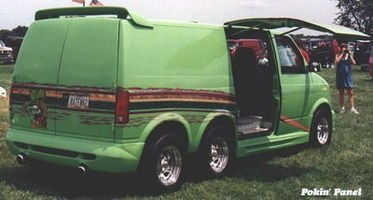 shaggy12volts 1986 Chevy Astro Van photo thumbnail