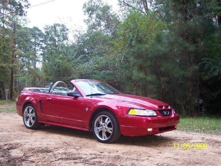 minitoy17s 2000 Ford Mustang photo