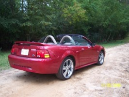 minitoy17s 2000 Ford Mustang photo thumbnail